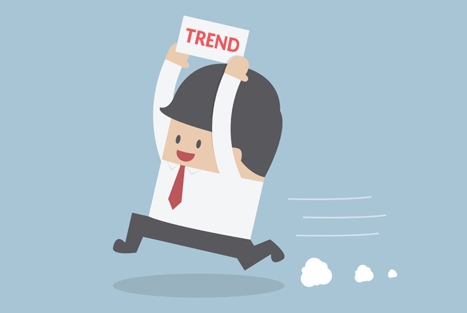 Trends im Webdesign